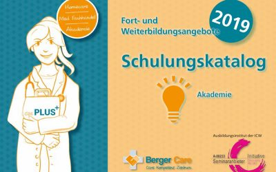 Berger Care Akademie 2019