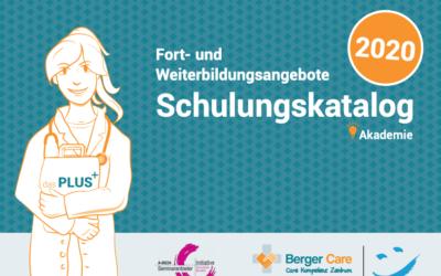Berger Care Akademie 2020